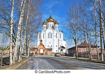 Syktyvkar Stephen of Perm Cathedral - Stephen of Perm...