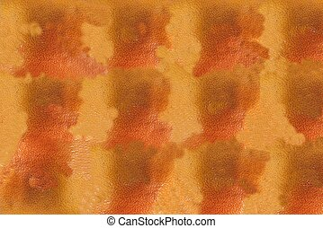 Orange brown background - Abstract orange brown background