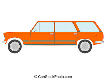 Station wagon Illustrations and Clipart. 1,376 Station wagon ...