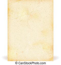 Grunge texture, old parchment - Brown beige grunge...