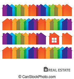 real-estate-house - Rental housing. Home sales. Property....
