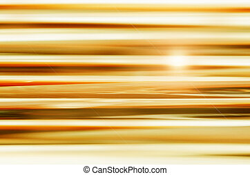 abstract gold wave pattern background