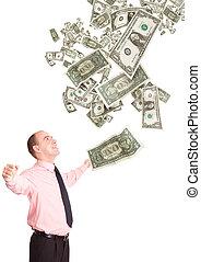 moneymaker, heureux
