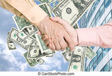 dinero, sociedad