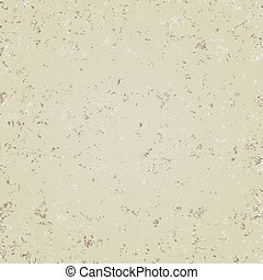 Grunge background Old texture Beige color