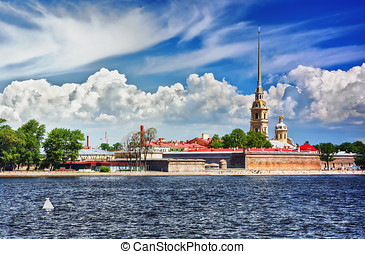 Peter and Paul Fortress, St. Petersburg - Peter and Paul...