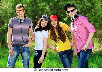 friends summer