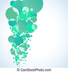 Abstract water bubble EPS 8 vector file included