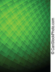 Abstract green background Bright illustration