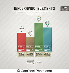 Detailed colorful infographic