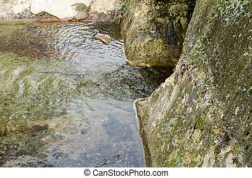 outflow channels - ancient outflow channels