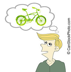 Thinking about  Bike