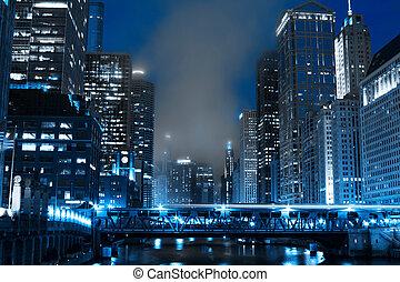 finanças, distrito, noturna