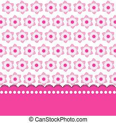 rosa, lindo,  floral, Plano de fondo
