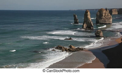 12 Apostles - The famous 12 Apostles on the Great Ocean Road