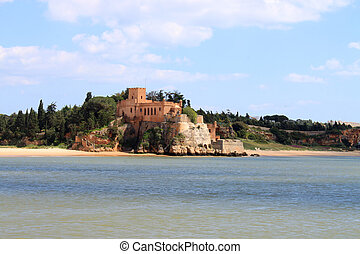 Fort of Sao Joao do Arade, Ferragudo, Portugal - Fort of Sao...