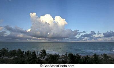 Miami Beach Timelapse