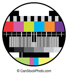 television color test