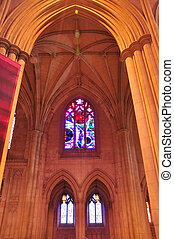 Washington National Cathedral - A look at The Space Window...