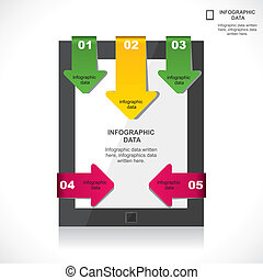 creative infographic - creative info-graphic feature of...