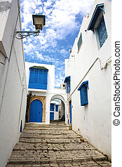 Sidi Bou Said Tunisia - Sidi Bou Saidis a town in northern...