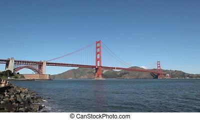 Golden Gate Bridge - San Francisco Golden Gate Bridge...