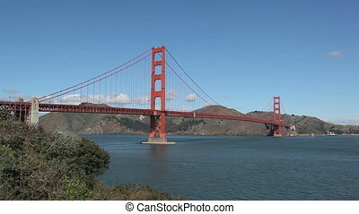 Golden Gate Bridge - San Francisco Golden Gate Bridge...