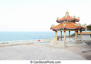 Chinese temples are places of worship in Mahayana sect of...
