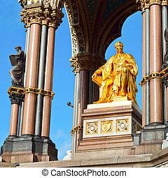 Albert Memorial in London