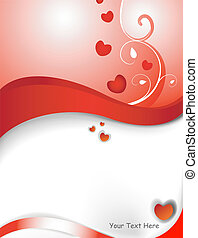 love background - love card background