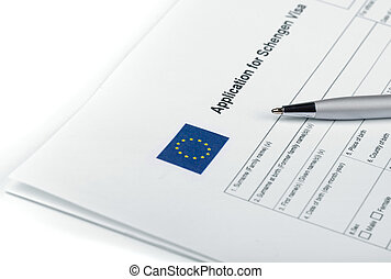 Applicatoin for Schengen Visa