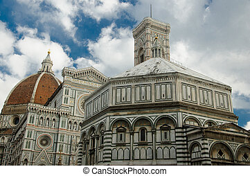 The Duomo - Basilica of Saint Mary of the Flower - Basilica...