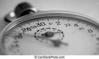 Stopwatch Timelapse - Timelapse of Stopwatch /...