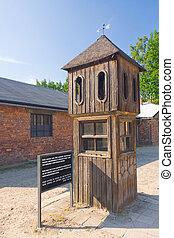 Auschitz Birkenau, fascist extermination camp ,Poland
