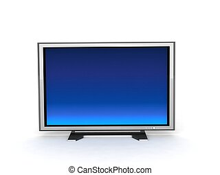 lcd television - 3D lcd television