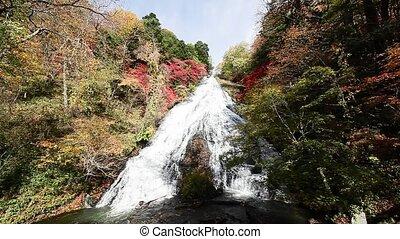 Yudaki Falls in Japan