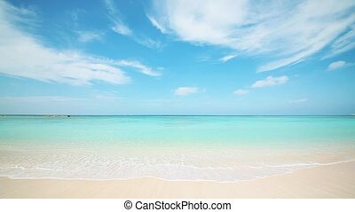 tropical seascape - Nishihama beach in Hateruma-jima,...