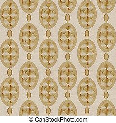 Årgång, papper, Strukturerad, mönster