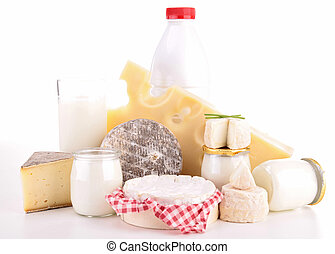 isolated dairy product