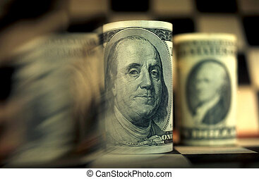 banknote;
