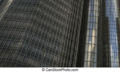Detroit Skyscraper - HDR Timelapse Skyscraper Detroit with...