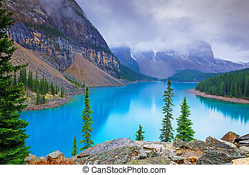Moraine Lake - Banff National Park, AB, Canada