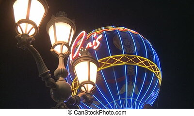 Balloon Paris Las Vegas - The Balloon Paris in Las Vegas at...