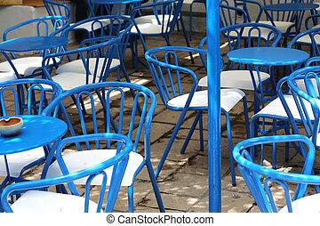 Tunisian Garden Teahouse - a Tunisian garden teahouse