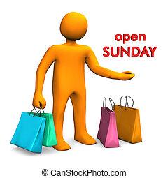 Manikin Open Sunday