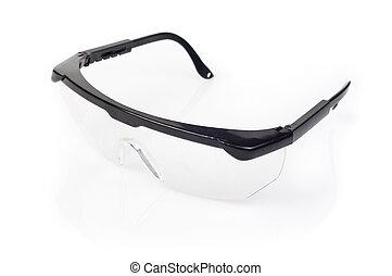 óculos proteção, segurança