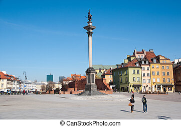 Warsaw - Old Town