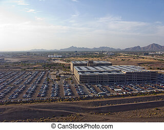 Airport Parking, Phoenix, AZ - Airport East Garage Parking...