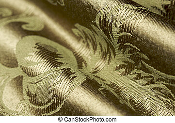 Elegant Silk Material Background Abstract