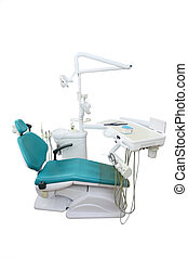 dental chair - The image of dental chair